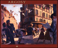 Argosy Quarterly Vol. 1 No. 2 Special Cover
