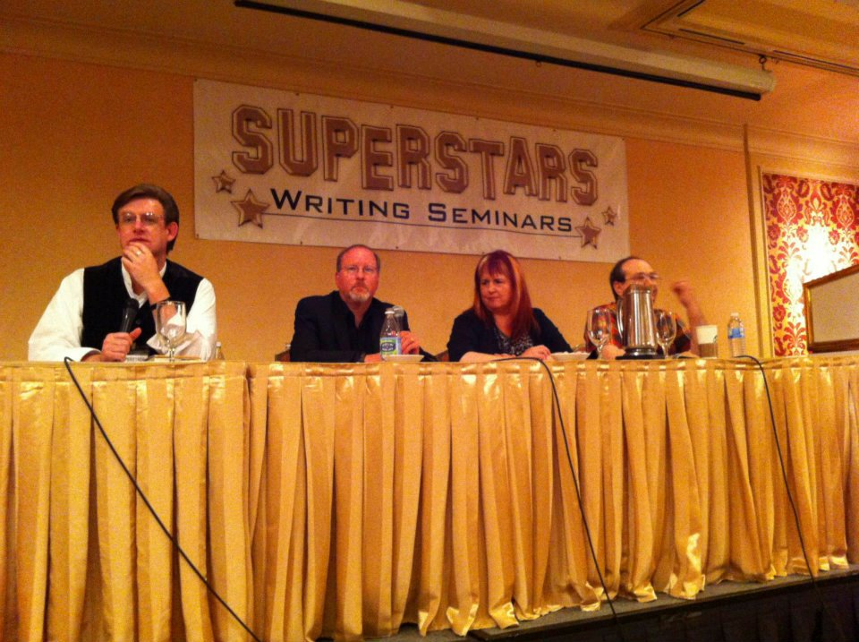 Superstars of Writing