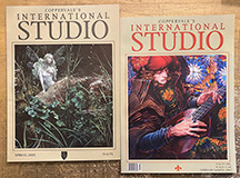 INTERNATIONAL STUDIO Set - Issues 2 & 3